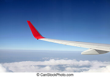 Aircraft wing tip