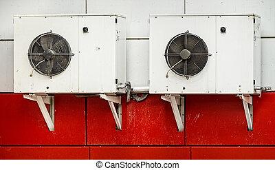 aire, acondicionadores