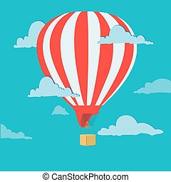 aire, globo