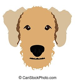 Airedale terrier avatar