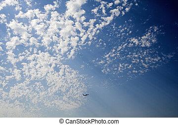 airplane, avgång