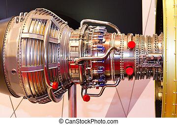 Airplane Engine
