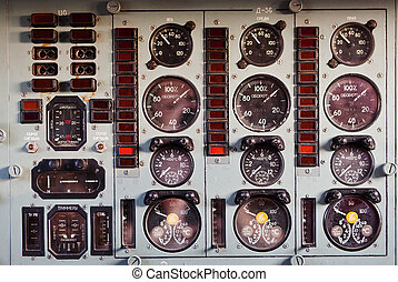 Airplane Flight Instruments