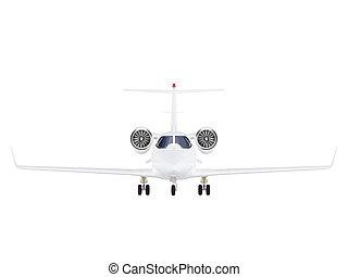 airplane, jet