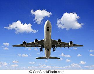 airplane - Passenger airplane