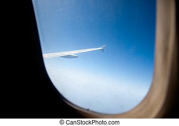 airplane, synhåll