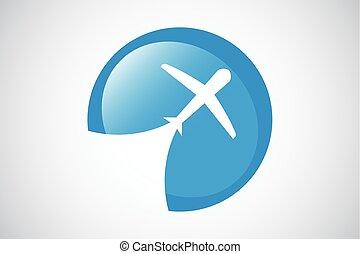 Airplane Travel Tourism