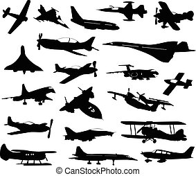 Airplanes collection -11