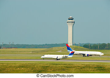 Airplanes Control Tower