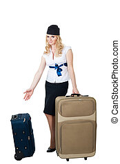 Airport baggage size regulations