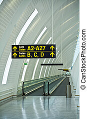 Airport gates guide - Gates guide in Airport of Copenhagen...