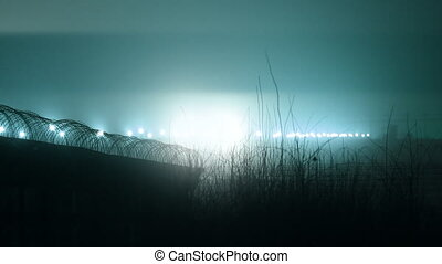 Airport landing system light