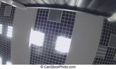 Airport Metal Detector POV