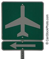 Airport Next Left
