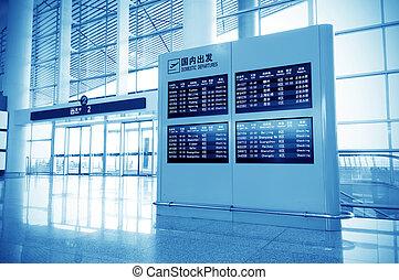 Airport Panel