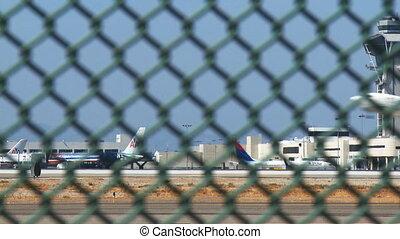 Airport Runway 01