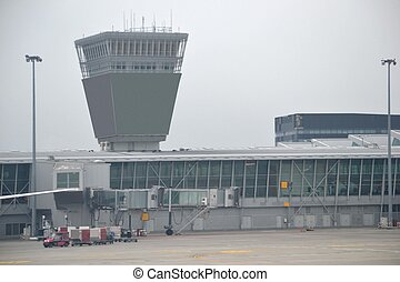 Airport, terminal