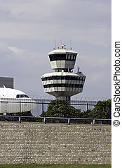 Airport Tower Germany 4