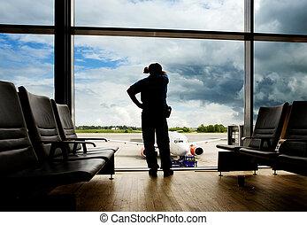 Airport Wait Transfer