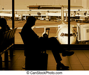 airport12 - at the airport