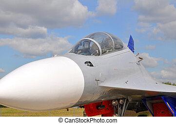 airshow, 軍, 戦闘機
