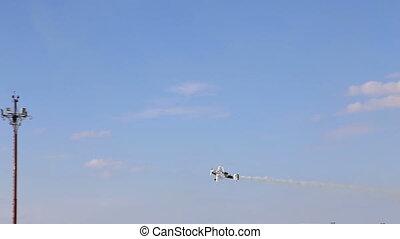 airshow Riga 2013 Latvia plane - DSLR Full HD progressive...
