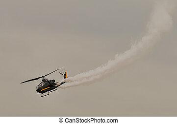 airshow, transport, luft