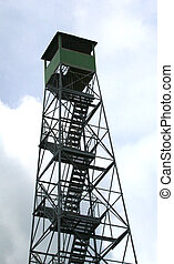 AITON HEIGHTS FIRE TOWER - Itasca State Park Aiton Heights ...