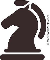 ajedrez, icono