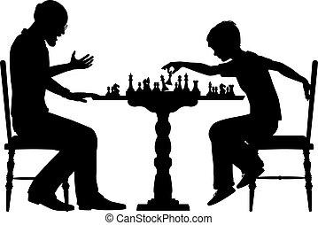 ajedrez, prodigio