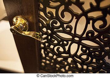 ajtó bánik