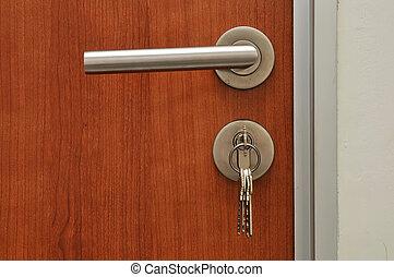 ajtókilincs