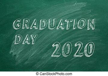 akademisk examen dag, 2020