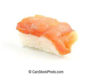 Akagai (Ark Shell) Sushi - Akagai (Ark Shell) sushi in ...