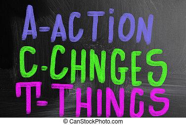akció, átalakul, ruhanemű
