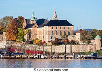 Akershus Fortress close up