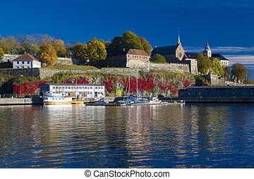 Akershus Fortress - Akershus Fortress, Oslo, Norway