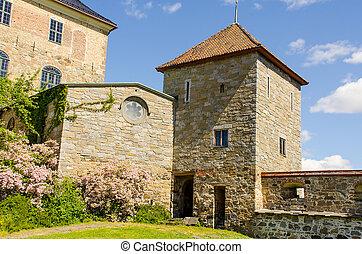 Akershus Fortress Tower