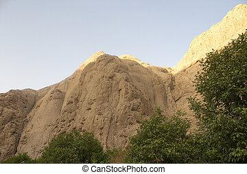 Akhlmend - Beautiful tourist area containing waterfalls,...
