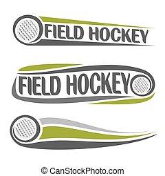 akker, thema, hockey