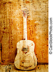 akoestische guitar
