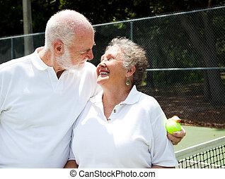 aktive senioren, romanze