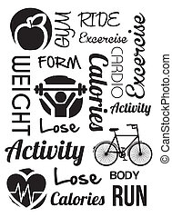 aktivität, design