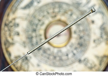 akupunktúrás tű