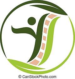 akupunktúra, gerinc kezelése