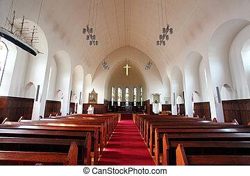 Akureyrarkirkja - The Church of Akureyri