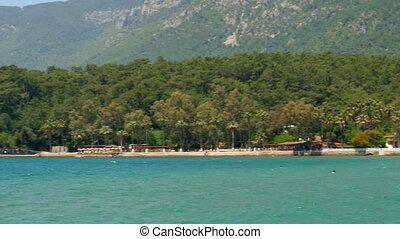 """Akyaka, Turkey, beach, sunbed, Daily life Summer Travel..."