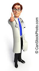 aláír, orvos, legjobb, szerencse