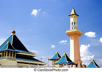 Al-Alam Mosque - Al-Alam mosque, located at the ancient ...