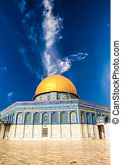 Al Aqsa holy place for Arabs in Jerusalem